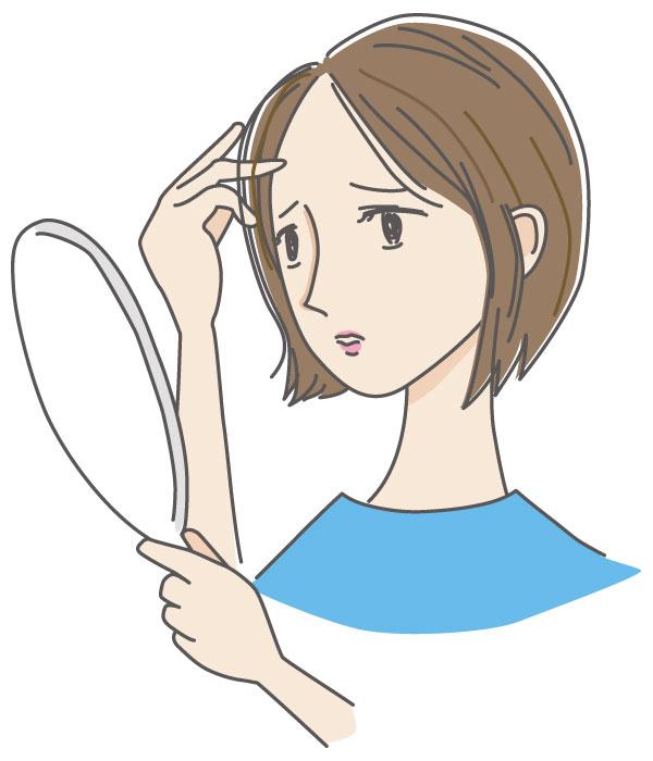 【薄毛・白髪対策】髪の毛のボリュームUP方法のおすすめ